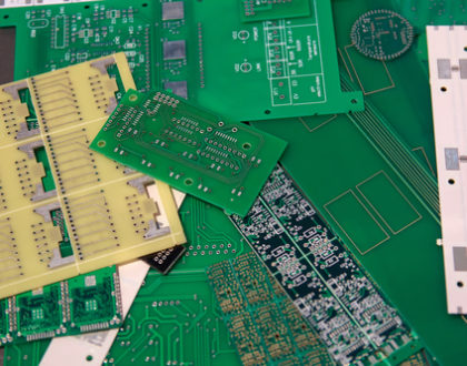 What Did the First Printed Circuit Boards Look Like?