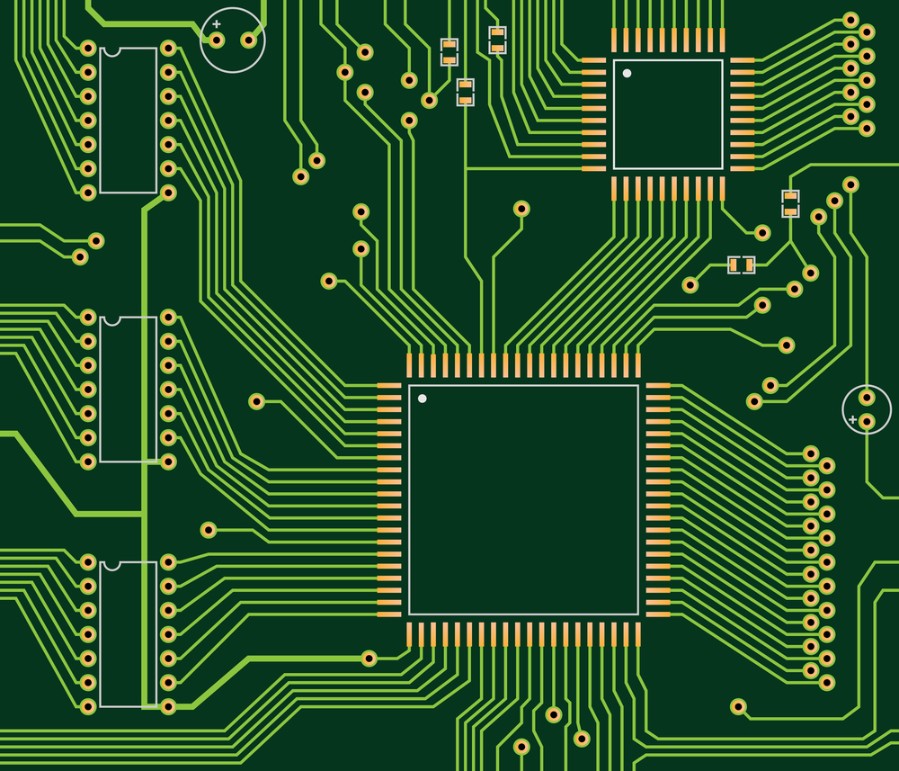 Why Do We Use Copper To Make Pcb Traces Yun Industrial Making Printed Circuits With